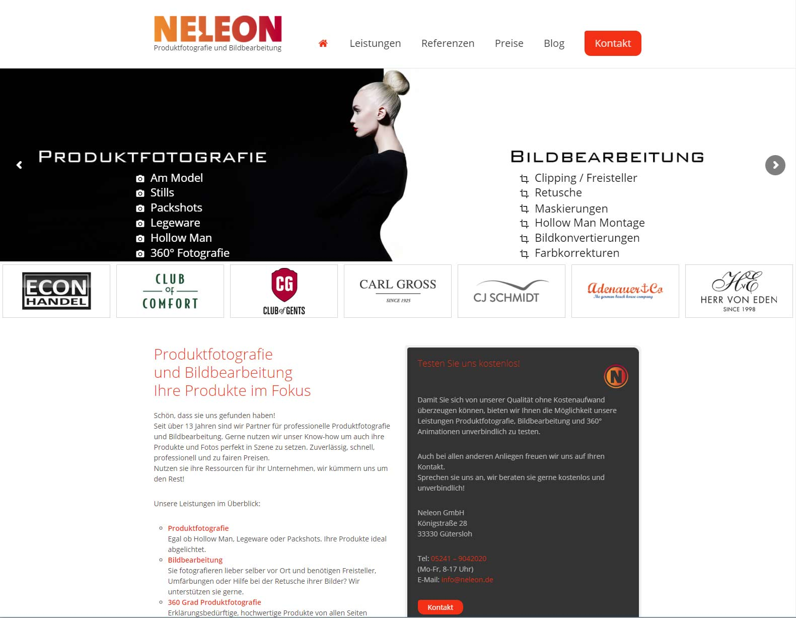 Screenshot Neleon